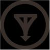 Symbol som representerar gå igenom