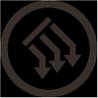 Symbol som representerar organisera